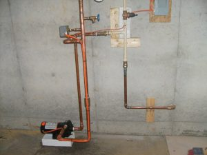 Piping Options When It Comes To Residential Fire Sprinklers
