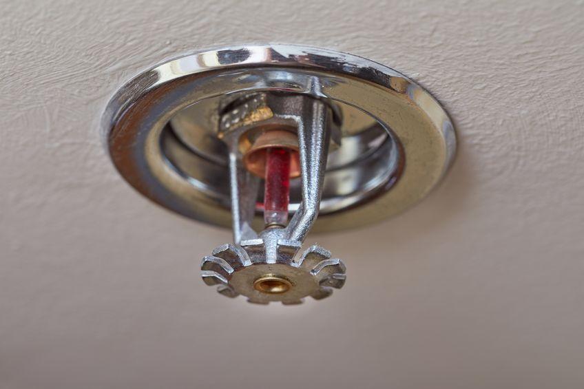 Residential Fire Sprinkler